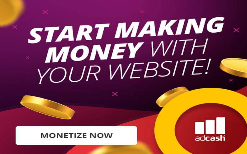 make money with your website