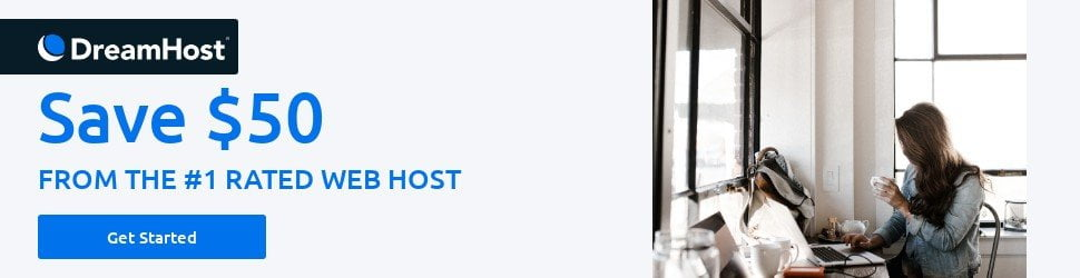save $50 from dreamhost