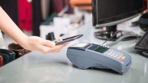 POS transaction via mobile wallet