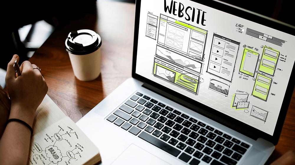 building a quality website